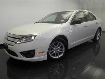 2012 Ford Fusion - 1120117310