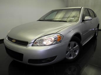 2010 Chevrolet Impala - 1120118289