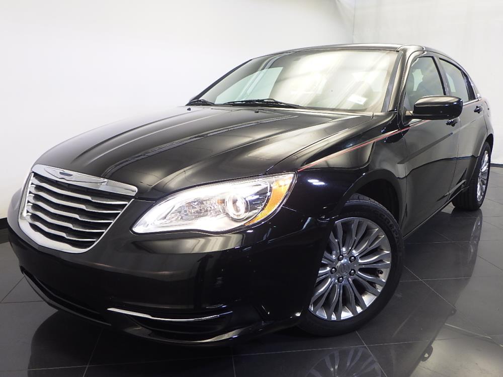 2012 Chrysler 200 - 1120118978
