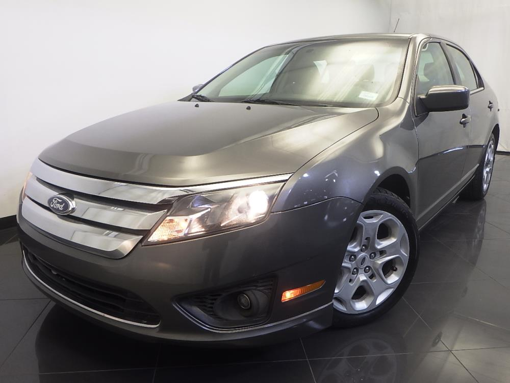 2011 Ford Fusion - 1120119281