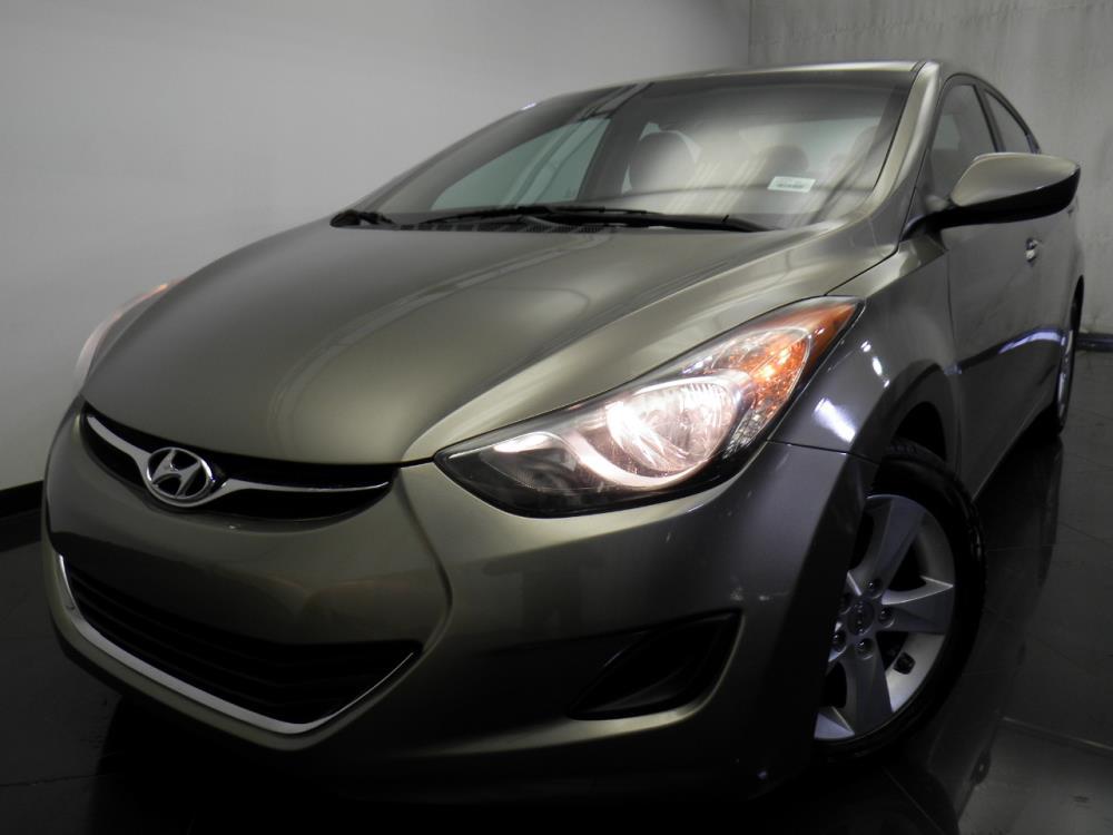 2013 Hyundai Elantra - 1120119599