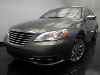 2012 Chrysler 200 - 1120120192