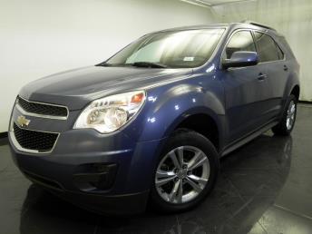 2012 Chevrolet Equinox - 1120120199