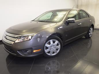 2011 Ford Fusion - 1120120650