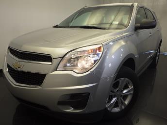 2011 Chevrolet Equinox - 1120120840