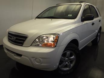 2008 Kia Sorento - 1120120904