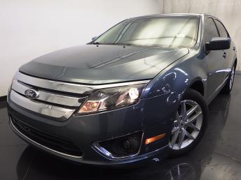 2012 Ford Fusion - 1120121025