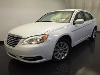 2011 Chrysler 200 - 1120121075