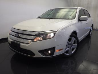 2010 Ford Fusion - 1120122026