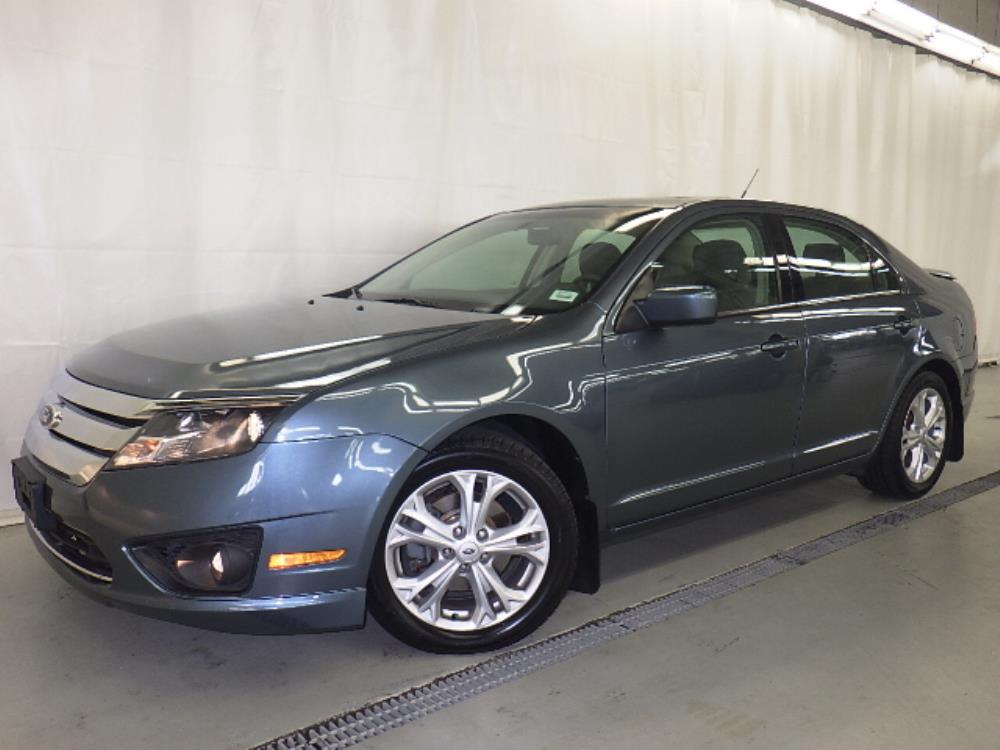 2012 Ford Fusion - 1120122122