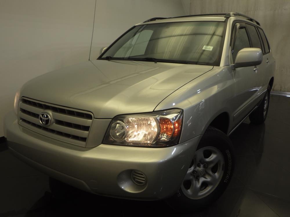 2007 Toyota Highlander - 1120122240