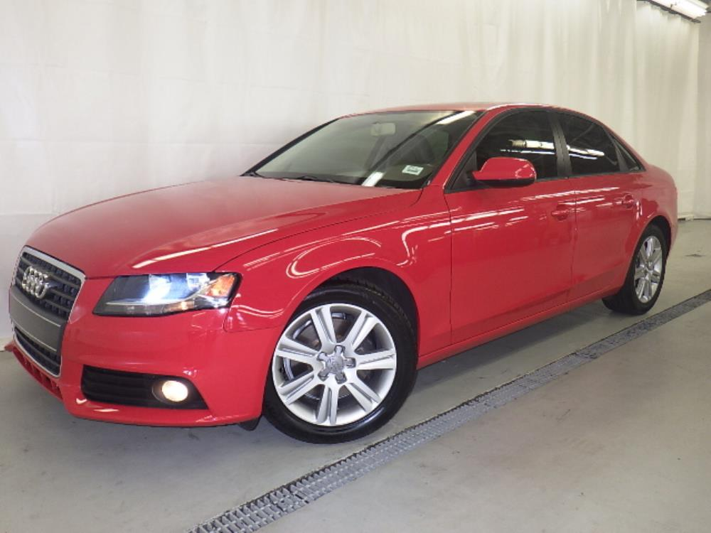 2011 Audi A4 - 1120122299