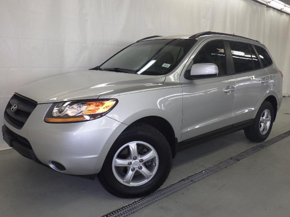 2008 Hyundai Santa Fe - 1120122605