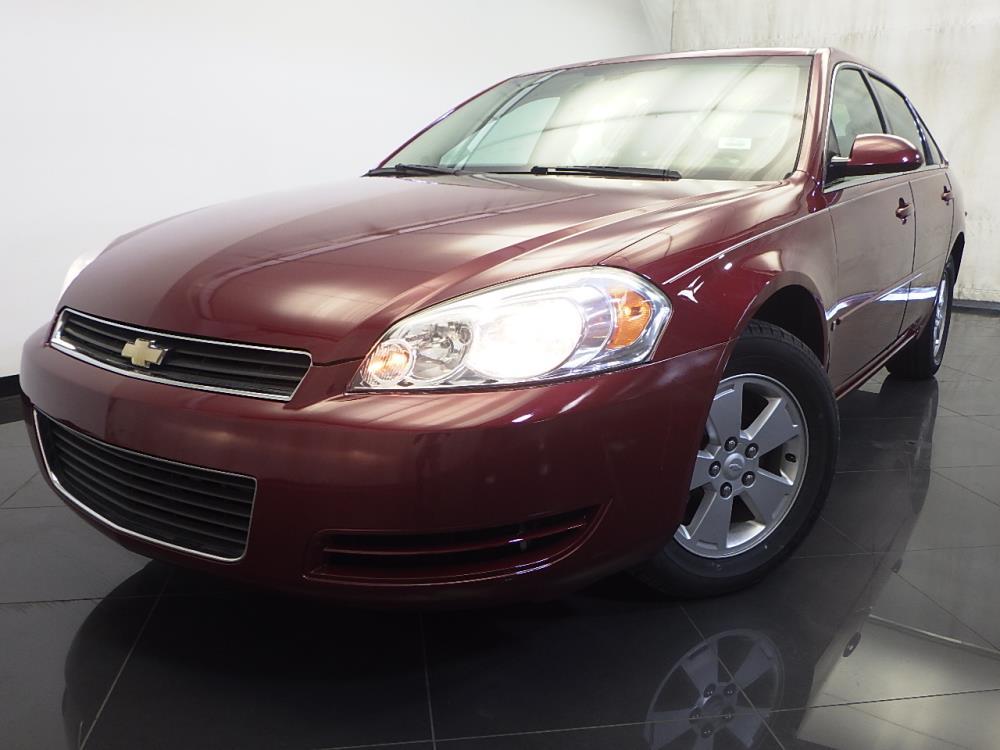 2008 Chevrolet Impala - 1120122651
