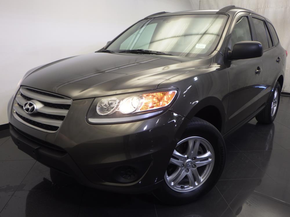 2012 Hyundai Santa Fe - 1120122920