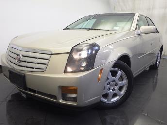 2007 Cadillac CTS - 1120122962