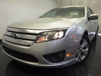 2012 Ford Fusion - 1120122973