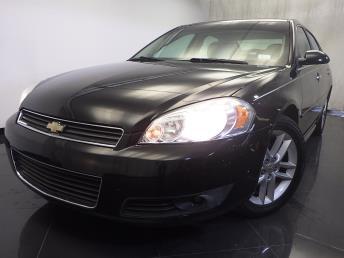 2010 Chevrolet Impala - 1120122986