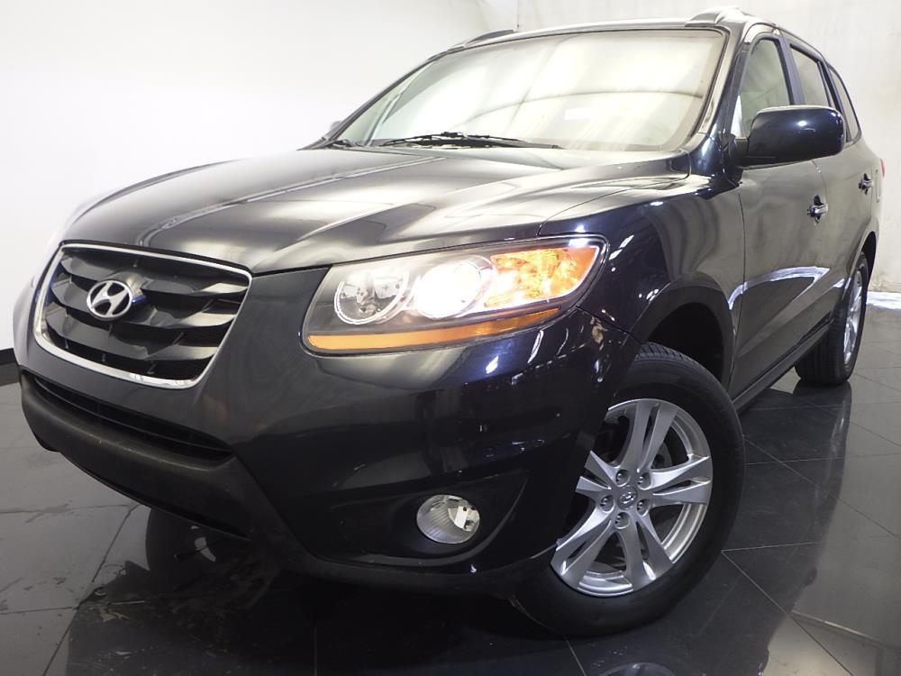 2011 Hyundai Santa Fe - 1120123030