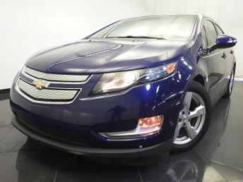 2012 Chevrolet Volt - 1120123612