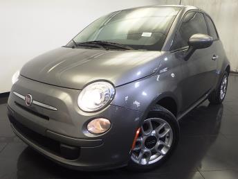 2013 FIAT 500 - 1120123750