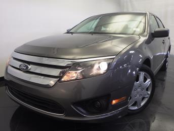 2011 Ford Fusion - 1120123758