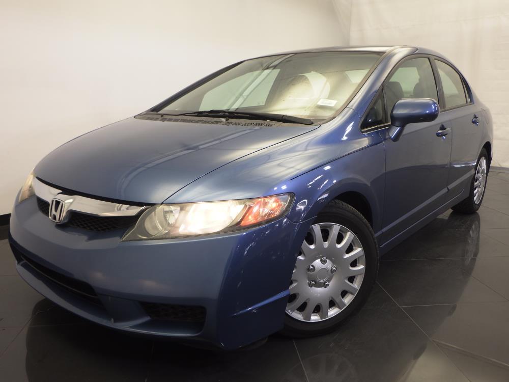 2009 Honda Civic - 1120123883