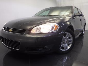 2011 Chevrolet Impala - 1120124095