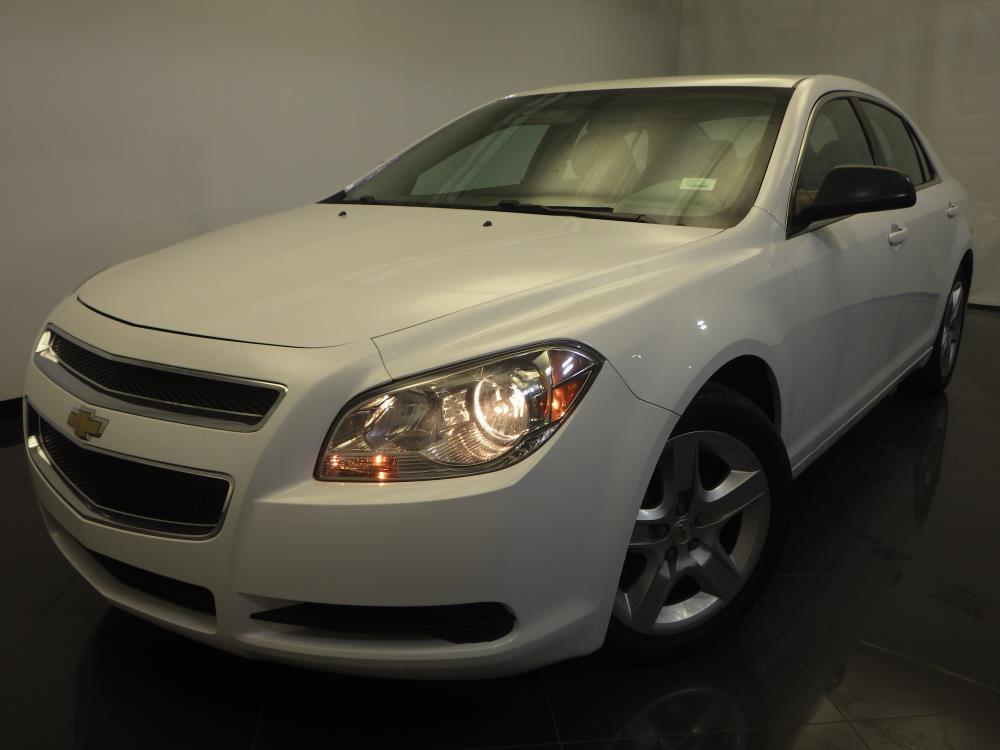 2012 Chevrolet Malibu - 1120124117