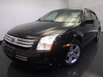 2009 Ford Fusion - 1120124145