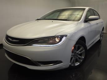 2015 Chrysler 200 - 1120124198