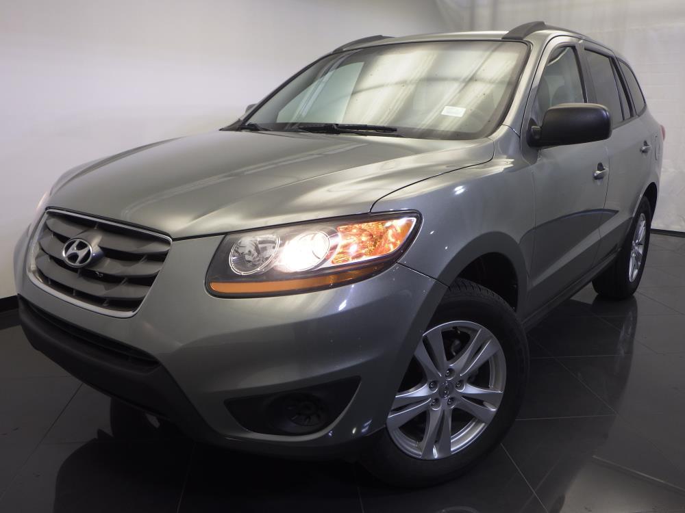 2010 Hyundai Santa Fe - 1120124242