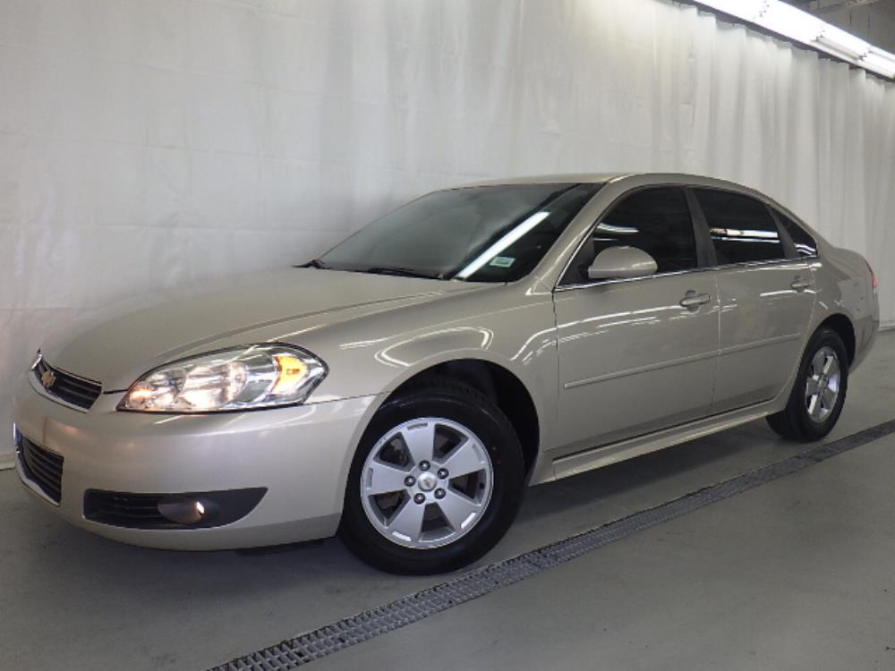 2011 Chevrolet Impala - 1120124564