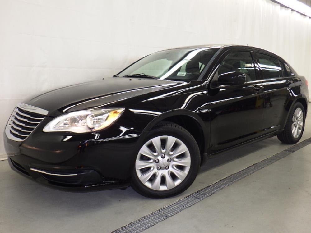 2012 Chrysler 200 - 1120124568