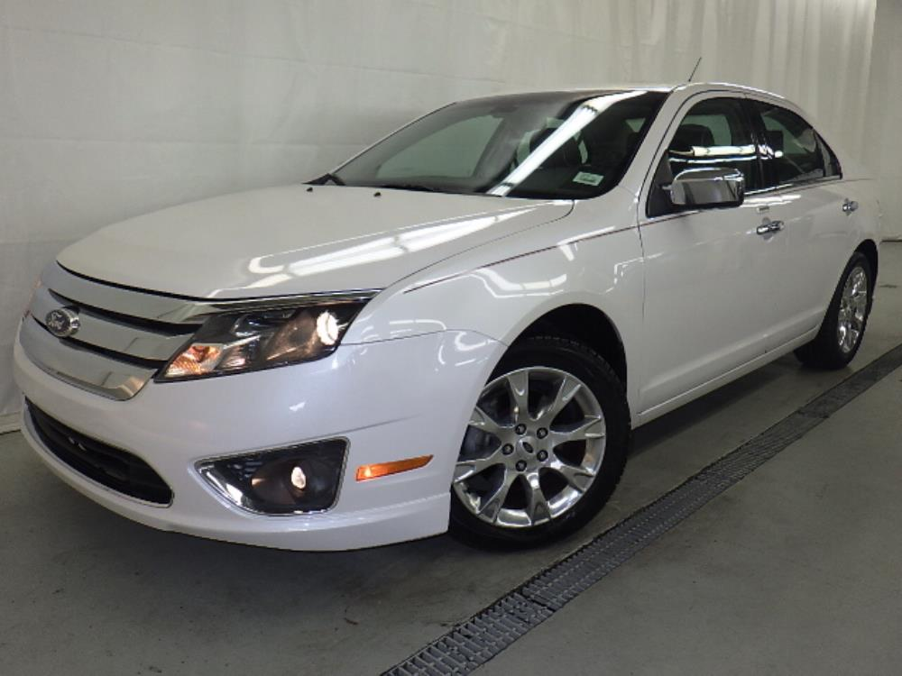 2011 Ford Fusion - 1120124593