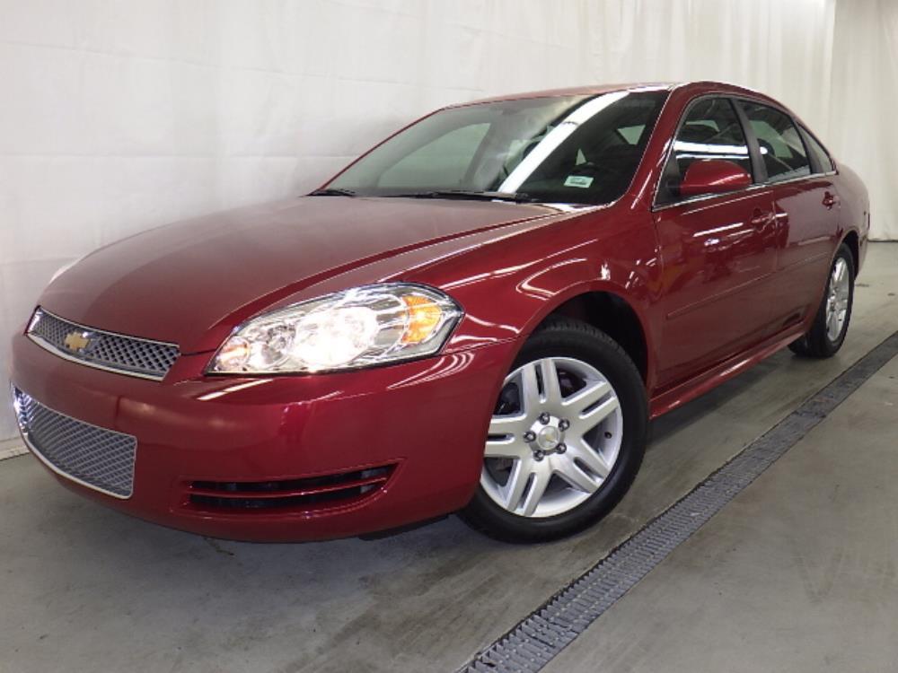 2013 Chevrolet Impala - 1120124716