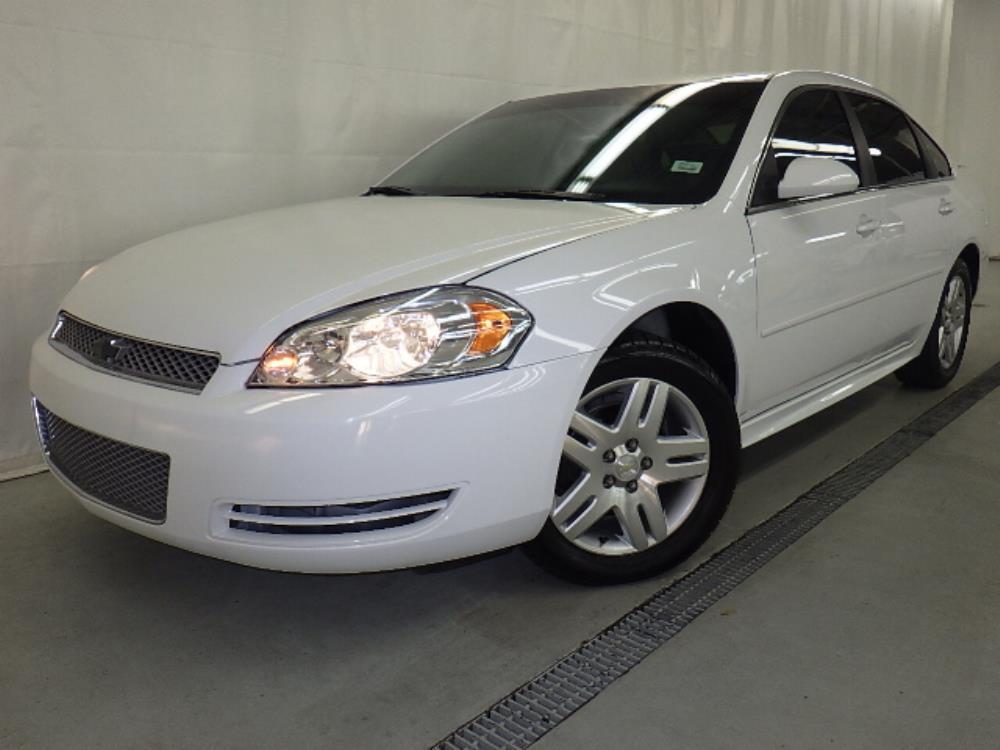 2012 Chevrolet Impala - 1120124718