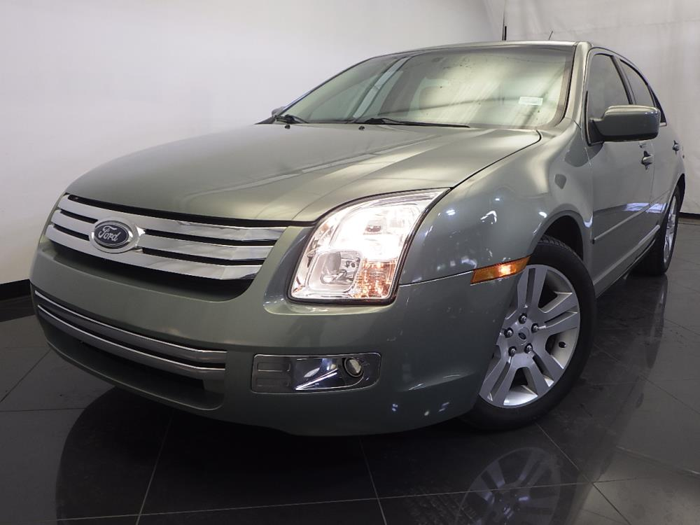2008 Ford Fusion - 1120124836