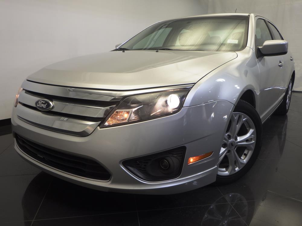 2012 Ford Fusion - 1120124860