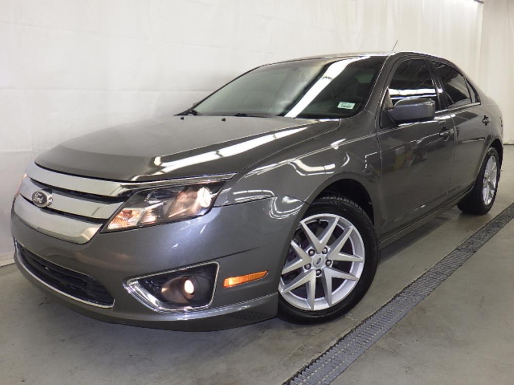 2012 Ford Fusion - 1120124926