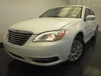 2011 Chrysler 200 - 1120125003