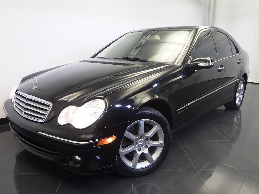 2007 Mercedes-Benz C280 Luxury 4MATIC - 1120125007