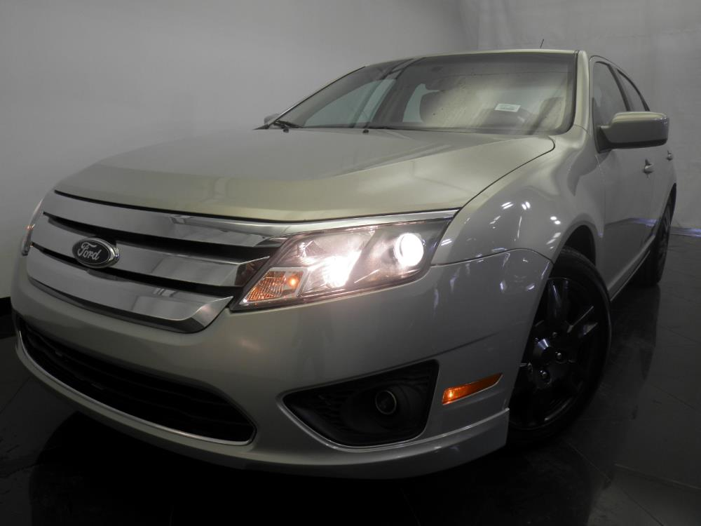 2010 Ford Fusion - 1120125013