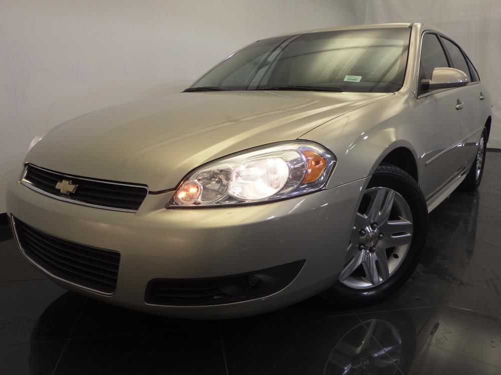 2011 Chevrolet Impala - 1120125183