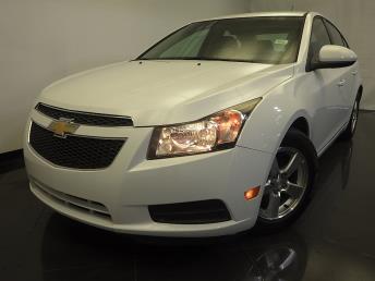 2012 Chevrolet Cruze - 1120125478
