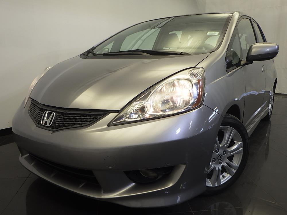 2010 Honda Fit - 1120125540