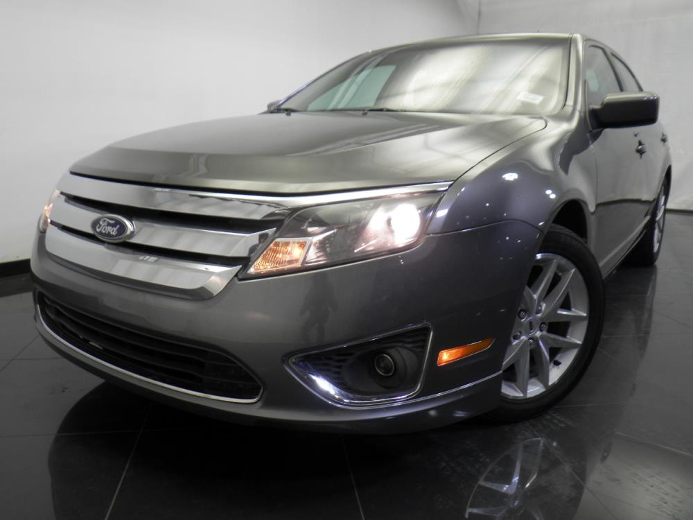 2010 Ford Fusion - 1120125561
