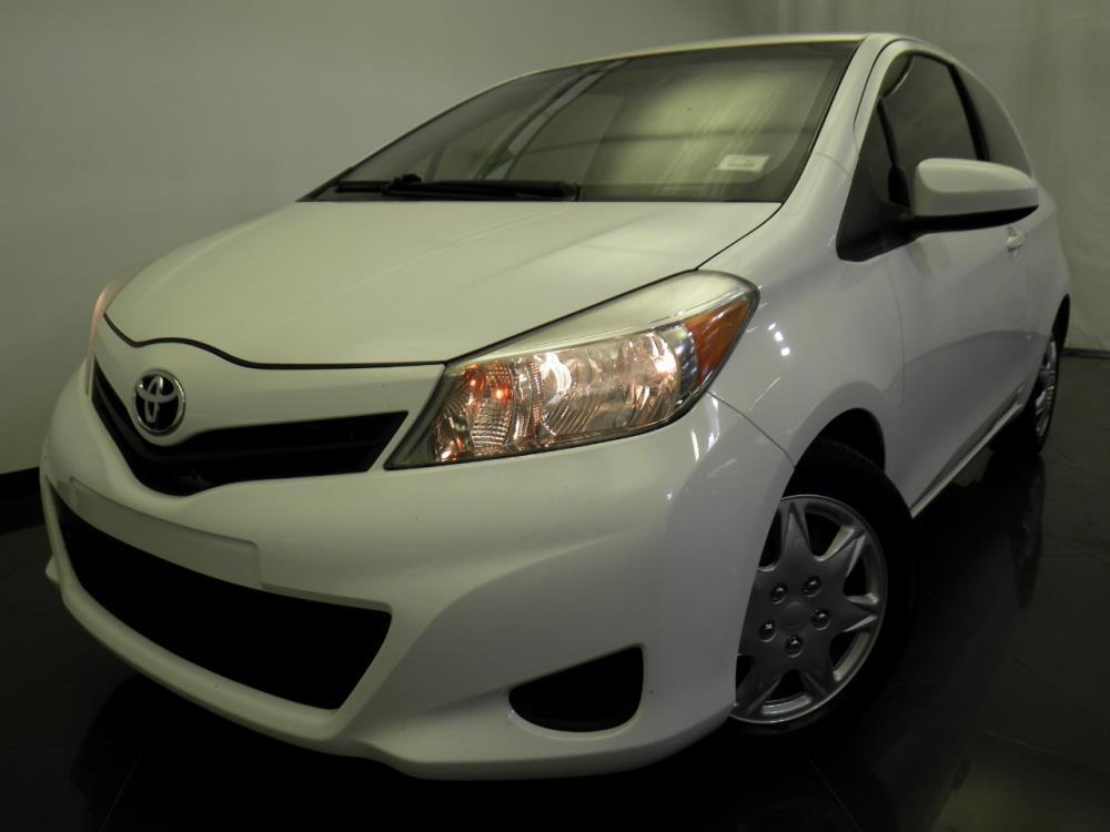 2013 Toyota Yaris - 1120125571