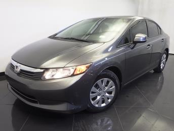 2012 Honda Civic - 1120125715