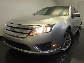 2012 Ford Fusion - 1120125843